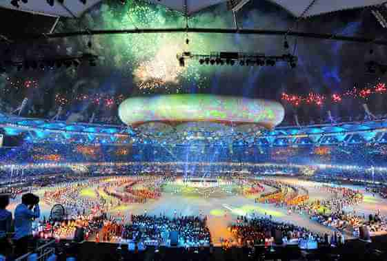 Commonwealth Games, Delhi.  2010